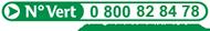 N° vert 0 800 82 84 78  ENERGIES SUD OUEST
