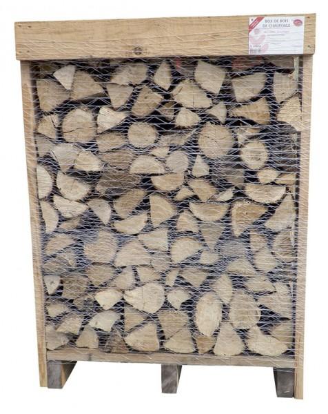 Buches de bois 50 cm vendu en box ENERGIES SUD OUEST
